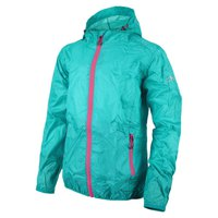 Cmp Rain Jacket Fix Hood Girls