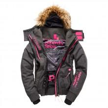 Superdry Snow Wind Hooded Bomber