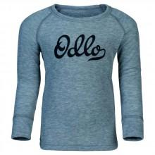 Odlo Shirt L/S Crew Neck Warm Trend Small