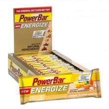 Powerbar Energize 55g Almond/Vanilla 25 Units
