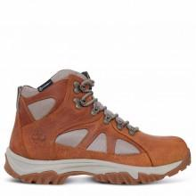 Timberland Bridgeton Mid Fabric And Leather Waterproof