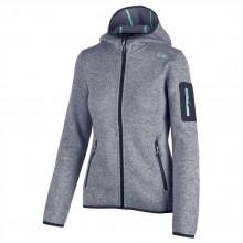 Cmp Fix Hood Jacket Knitted