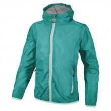 Cmp Girl Fix Hood Rain Jacket