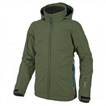 Cmp Boy Fix Hood Jacket Twill