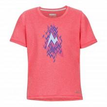 Marmot Post Time Tee S/S Girls