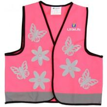 Littlelife Butterflies Hi Vis Safety Vest Kids