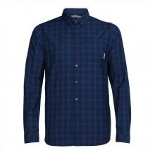Icebreaker Departure II L/S Shirt Plaid