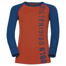 Odlo Warm Trend Big Shirt L/S Crew Neck