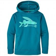 Patagonia Graphic PolyCycle Hoody Girls