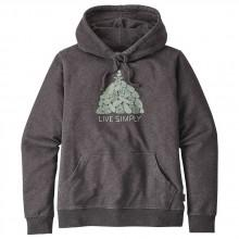Patagonia Live Simply Summit Stones Midweight Hoody