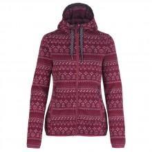 Cmp Fix Hood Printed Knitted