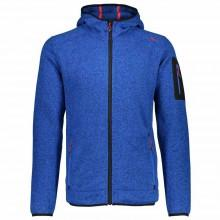 Cmp Man Fix Hood Knitted