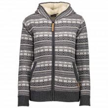 Cmp Knitted Fix Hood Pullover