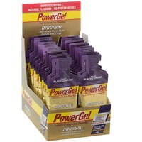 Powerbar Gel Box 24 Units Currant with Caffeine
