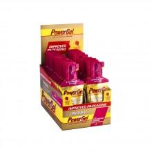 Powerbar Gel Strawberry Banana Sodio 24 Units