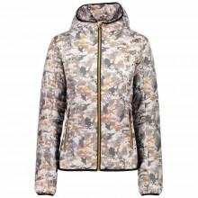 Cmp Fix Hood Jacket Satin