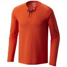 Mountain hard wear VNT Henley