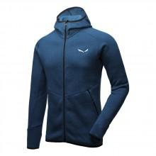 Salewa Puez Herringbone PL Full Zip