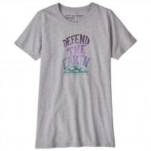 Patagonia Defend The Earth Responsibili Tee