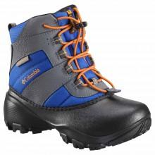 Timberland Chillberg Rime Ridge Hp Waterproof Boot Junior Brown ... 61fec705afe