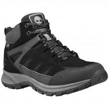 Timberland Sadler Pass Fabric/Leather Mid Goretex