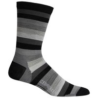 Icebreaker Lifestyle Ultralight Crew Stripe
