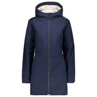 Cmp Woman Parka Fix Hood