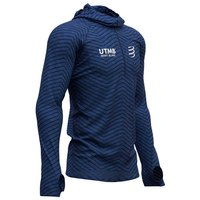 Compressport Ultra-Trail Racing Hoodie UTMB 2019