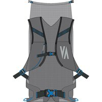 Vertical Mixed Alp Pack 38L