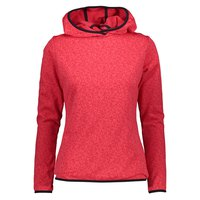Cmp Woman Fix Hood Sweat