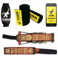 Gibbon slacklines Travel Line Tree Wear Set