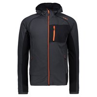 Cmp Man Jacket Fix Hood