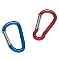 Ferrino Snap Hook Key Carabiner 2 Units