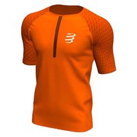 Compressport Trail Half-Zip Fitted