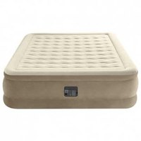 Intex Ultra Plus 2 Person Inflatable Mattress With Fiber-Tech