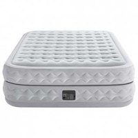 Intex Supreme Air-Flow Double Air Bed With Fiber-Tech