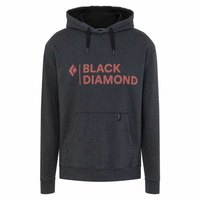 Black diamond Stacked Logo