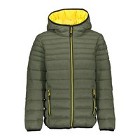 CMP Kid Jacket Fix Hood
