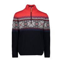 CMP Man Knitted Pullover WP