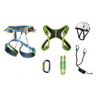 Ocun Via Ferrata Webee+Chest Pail Set