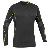 Salewa Strom Wall Seamless L/S Zip T